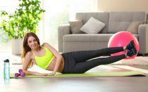 Фитнес для похудения в домашних условиях
