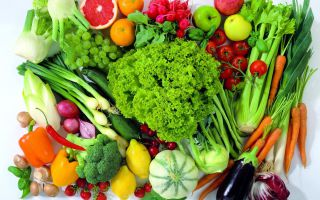 Все о правильном питании