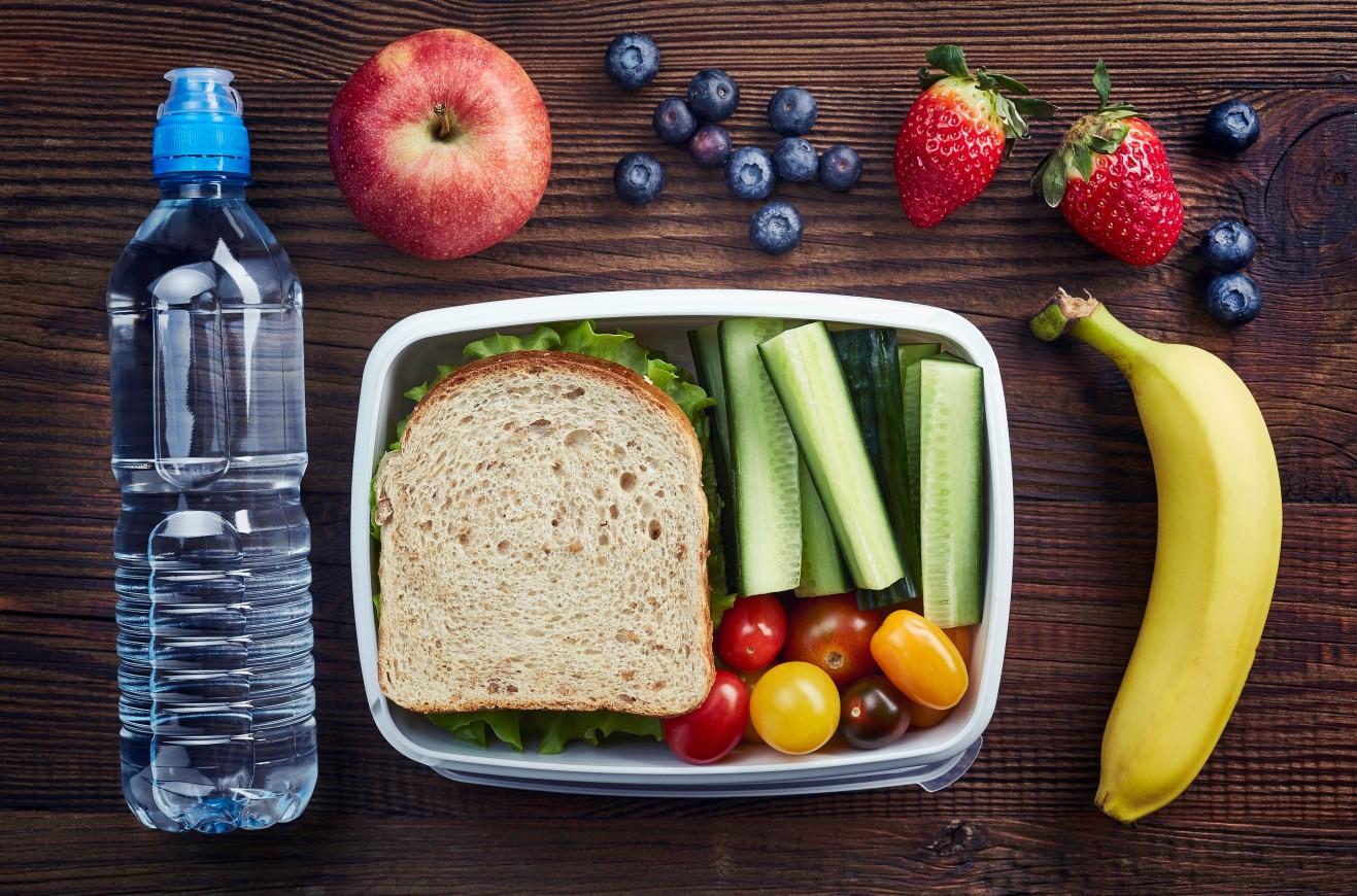 Чем перекусить на диете